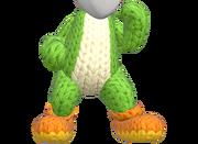 Tenue Yoshi de laine Ultimate