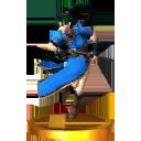 Trophée Lyn 3DS