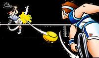 Art Joueurs Tennis