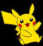 Art Pikachu PGL