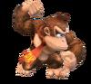 Donkey Kong Artwork SSBB