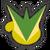 Icône Amphinobi vert Ultimate