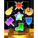 Trophée Bonus d'amélioration 3DS