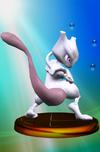 Trophée Mewtwo Smash
