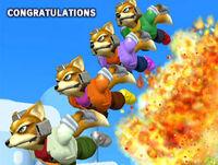 Félicitations Fox Melee All-Star