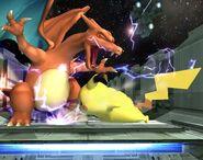 Pikachu attaques Brawl 1