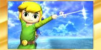 Félicitations Link Cartoon 3DS Classique