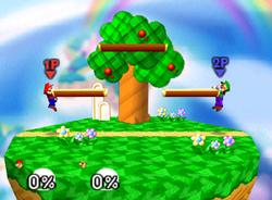 Image illustrative de l'article Stage Kirby Bêta 1