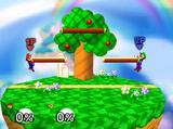 Stage Kirby Bêta 1