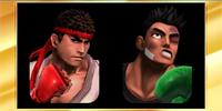 Félicitations Ryu 3DS Classique