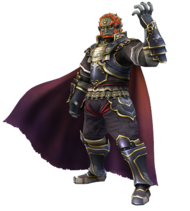 Ganondorf Artwork SSBB