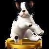 Trophée Chien Nintendogs U