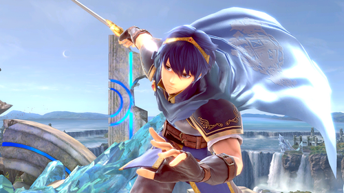 Félicitations Marth Ultimate