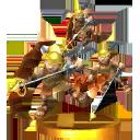 Trophée Archurions 3DS