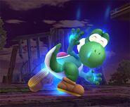 Yoshi Smash final Brawl 1