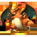 Trophée Dracaufeu 3DS