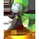Trophée Meloetta 3DS