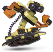 Art R.O.B. jaune Ultimate