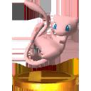 Trophée Mew 3DS