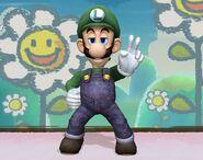 Luigi Profil Brawl 1