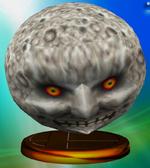 Trophée Lune Melee