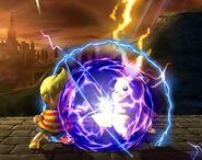 Pikachu attaques Brawl 9