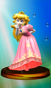 Trophée Peach Smash