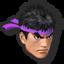 Icône Ryu rouge U