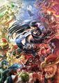 Artwork SSB4 Bayonetta