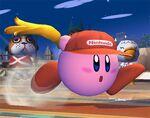 Kirby attaques Brawl 7