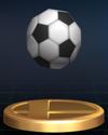 Trophée Ballon de foot Brawl