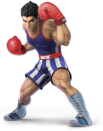 Art Little Mac rouge Ultimate