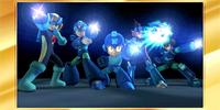 Félicitations Mega Man 3DS Classique