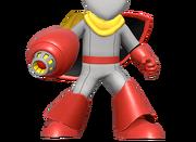 Tenue Proto Man Ultimate