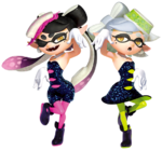 Art Calamazones Splatoon