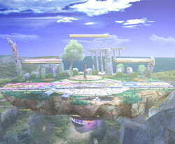Image illustrative de l'article Champ de Bataille (Brawl)