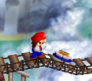 Mario Bumper SSB