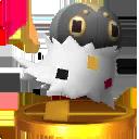 Trophée Pérégrain 3DS