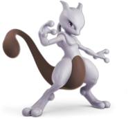 Art Mewtwo marron Ultimate