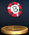 Trophée Bombe intelligente Brawl