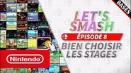 Let's Smash - Épisode 8 Bien choisir les stages (Nintendo Switch)