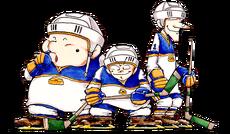 Art Joueurs Ice Hockey
