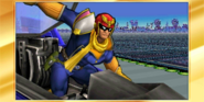 Félicitations Captain Falcon 3DS All-Star