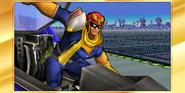 Félicitations Captain Falcon 3DS All-Star