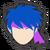 Icône Ike violet Ultimate