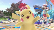 Profil Pikachu Ultimate 1