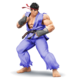 SSB4 Ryu bleu