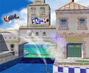 Sonic attaques Brawl 3