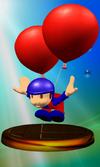 Trophée Balloon Fighter Melee