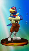 Trophée Falco Smash
